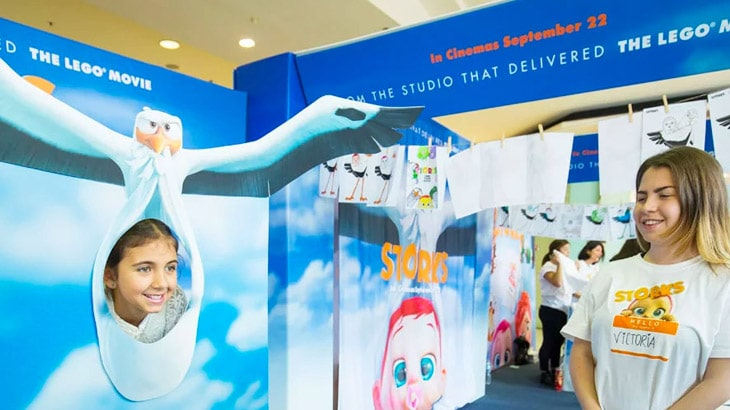 Experiential designers - brand activations - popology sydney
