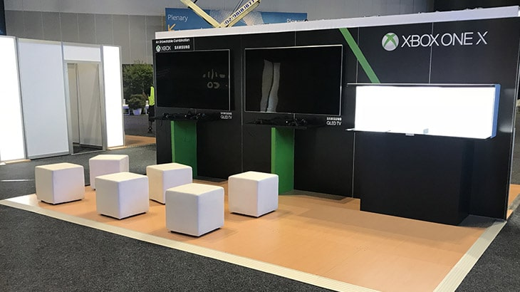 Popology - trade show design - product launches